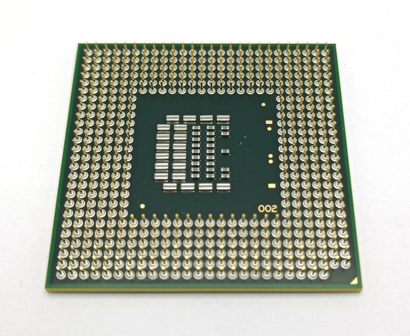 Процессор для ноутбука Intel Core 2 Duo T9300  SLAYY Socket P - Фото 3