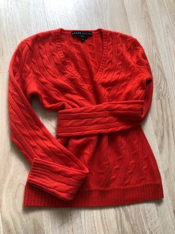 Шикарный свитер - Фото 4