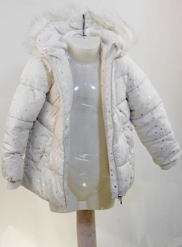????курточка детская теплая /primark/4-5/ лет./104-110./состояние...