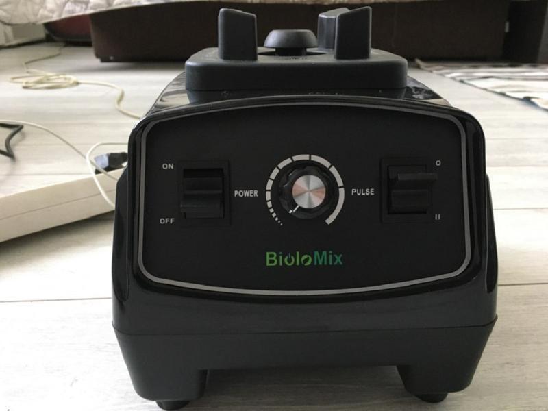 Мощный стационарный блендер BioloMix G5200 - Фото 8