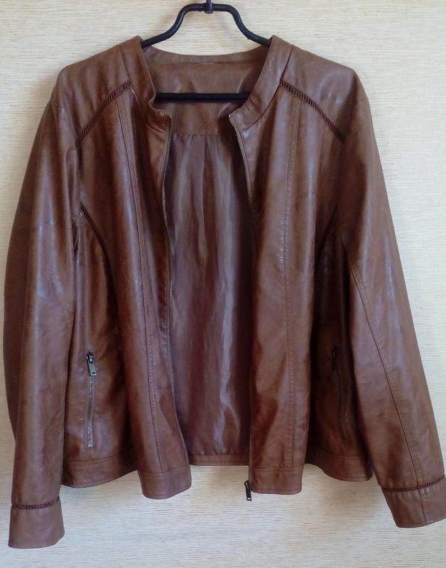 Демисезонная куртка на 58/60 размер
