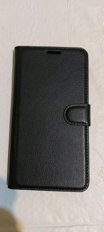 Чехол книжка Meizu M6 Note black
