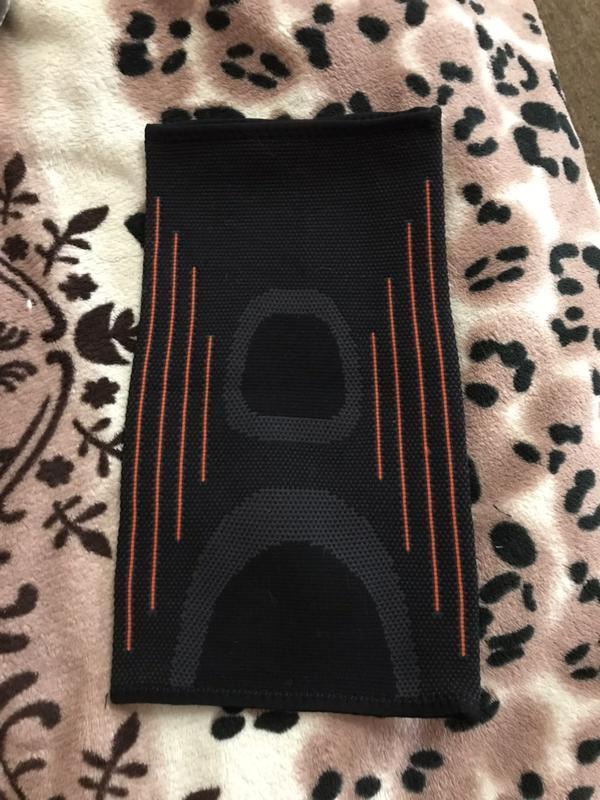 Фиксатор для колена бандаж ортез новый размер м, х, xl - Фото 2