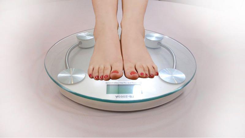 Весы Напольные Круглые Стеклянные До 150 кг ACS 2003A - Фото 7