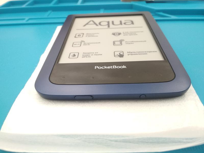 PocketBook Aqua 640 электронная книга+влагозащита. Гарантия - Фото 3