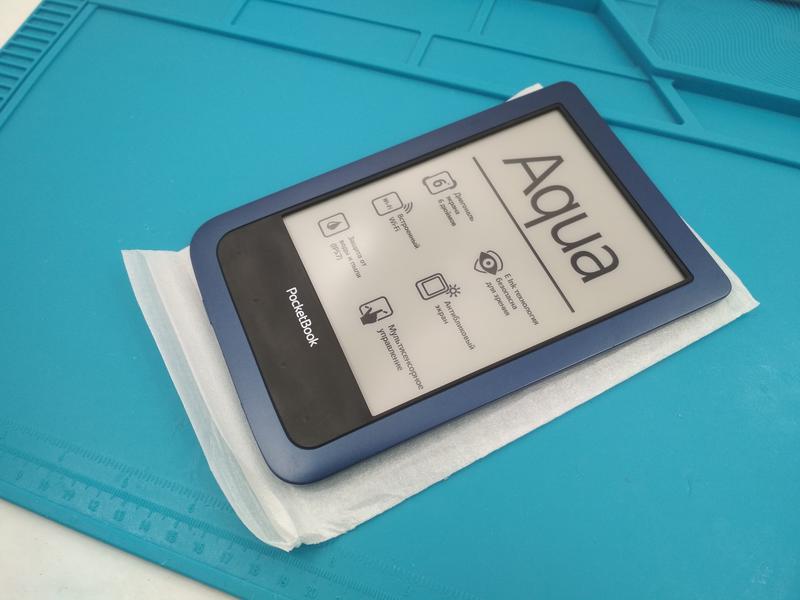 PocketBook Aqua 640 электронная книга+влагозащита. Гарантия - Фото 4