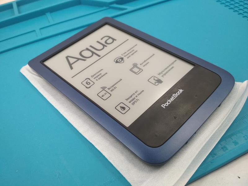 PocketBook Aqua 640 электронная книга+влагозащита. Гарантия - Фото 6