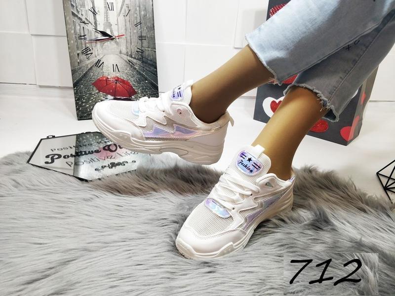 Стильные кроссовки хит - Фото 2