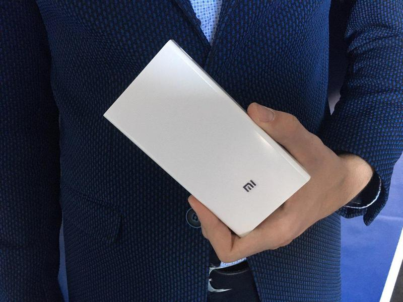 Power bank Xiaomi 20000mAh 2 USB портативная батарея, повербанк, - Фото 2