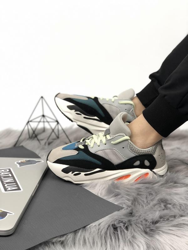 Кроссовки adidas yeezy 700 топ качество - Фото 7