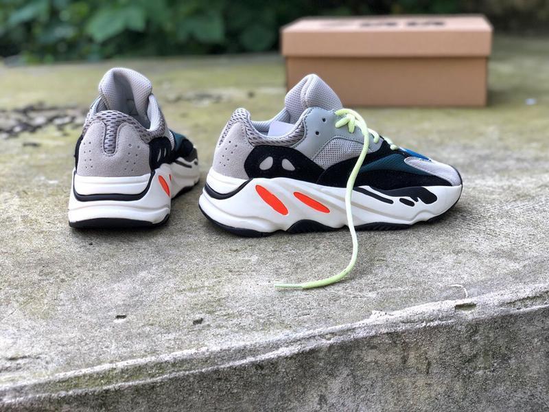 Кроссовки adidas yeezy 700 топ качество - Фото 9