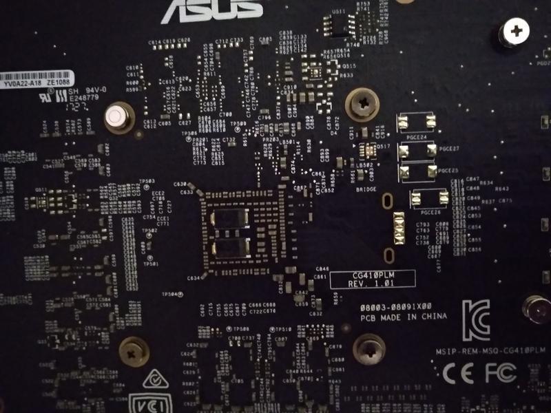 Asus Dual GTX 1060 3GB - Фото 4