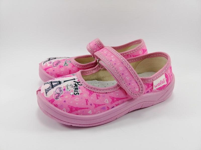 Тапочки для девочек waldi
