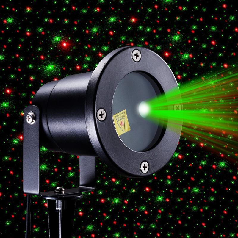 Лазерный проектор Outdoor RD-8006 - Фото 3