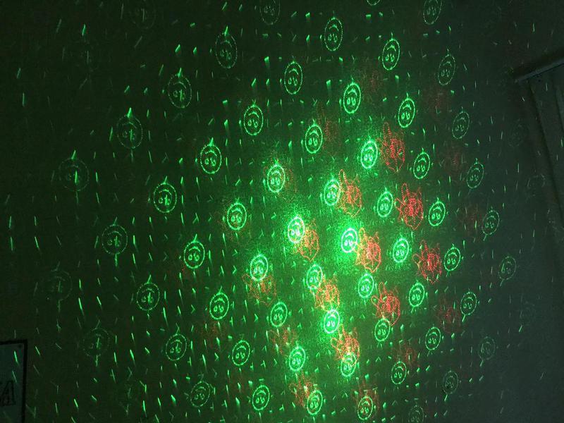Лазерный проектор Outdoor RD-8006 - Фото 5