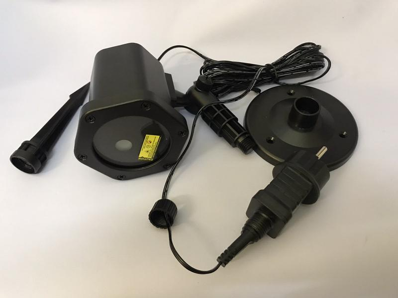Лазерный проектор Outdoor RD-8006 - Фото 4