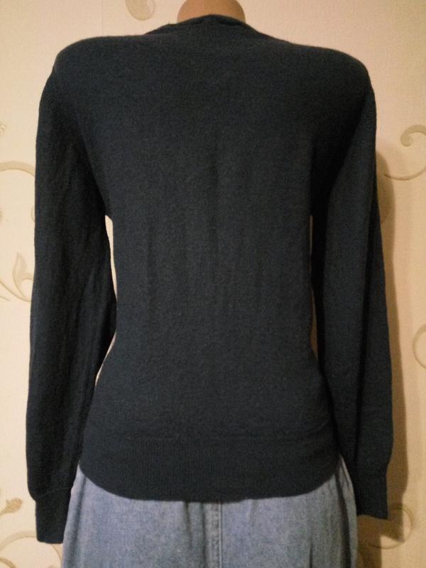 Blazer .50% merino wool . свитер джемпер пуловер . шерсть мери... - Фото 2
