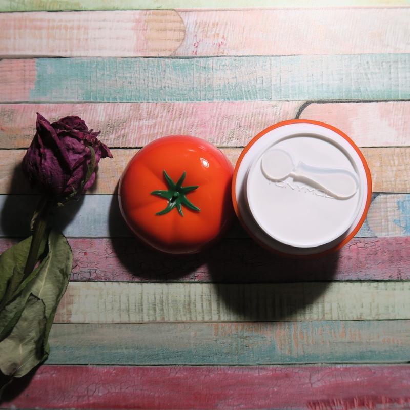 Томатная маска tony moly tomatox magic white massage pack - Фото 4
