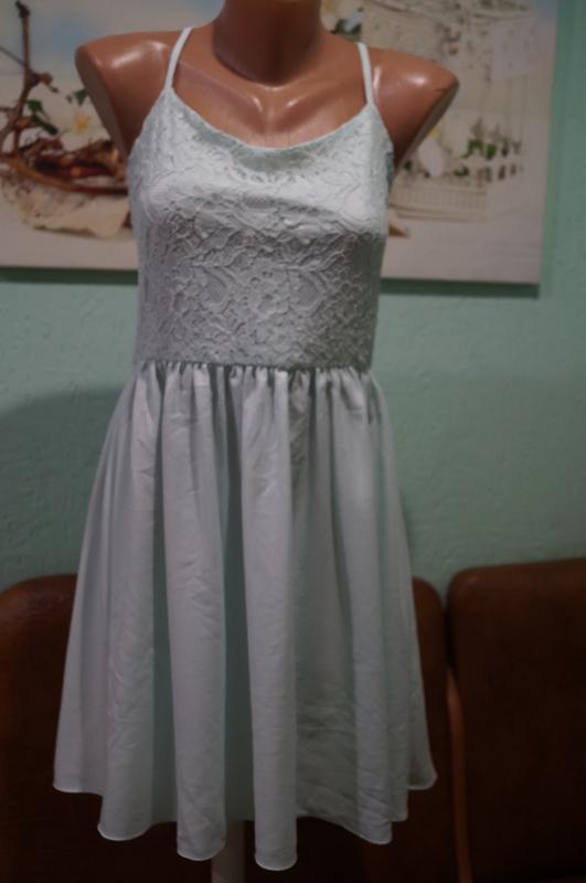 Платье р.42,бренд divided by h&m