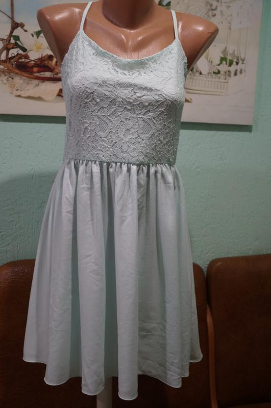 Платье р.42,бренд divided by h&m - Фото 6