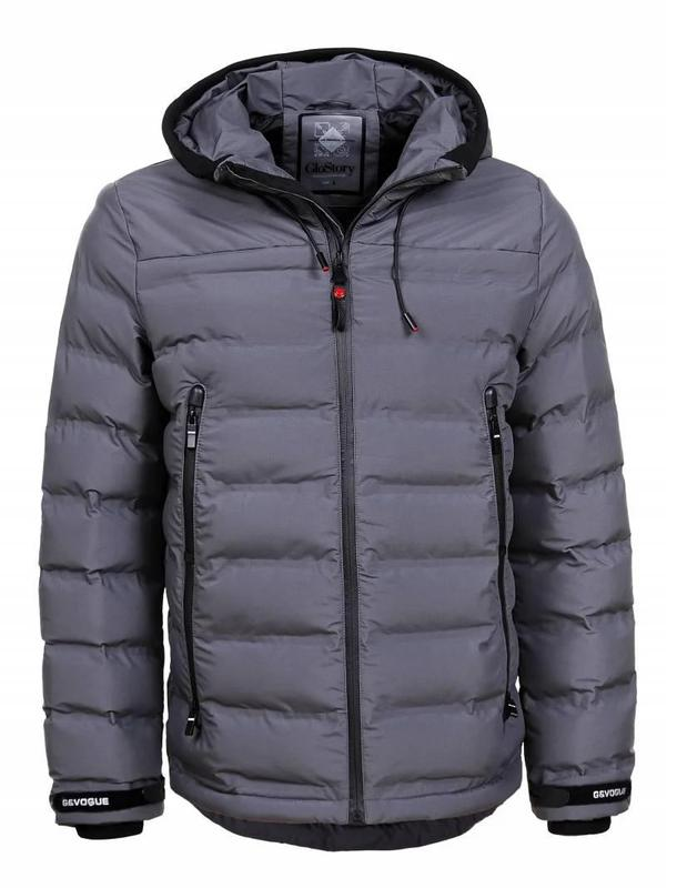 Мужская зимняя куртка GLO-STORY (Большие размеры XL-5XL)