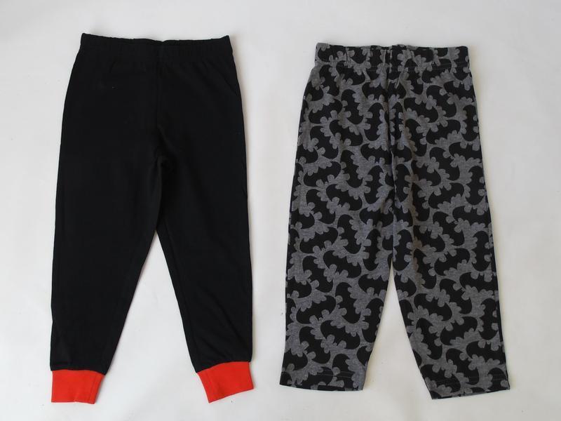 Пижама 2 шт низ штаны 2-3 года 98 см primark англия - Фото 2