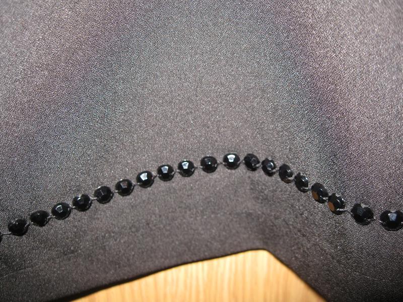 """Новая черная блузка """"tu"""" р.48 - Фото 7"""