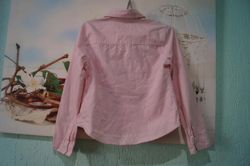 Рубашка на девочку,рост 110 см - Фото 8
