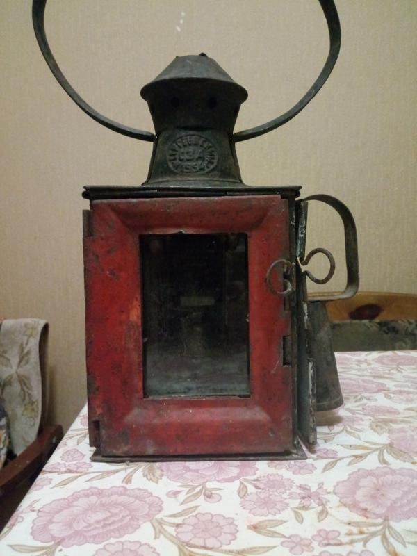 Керосиновая лампа - Фото 4