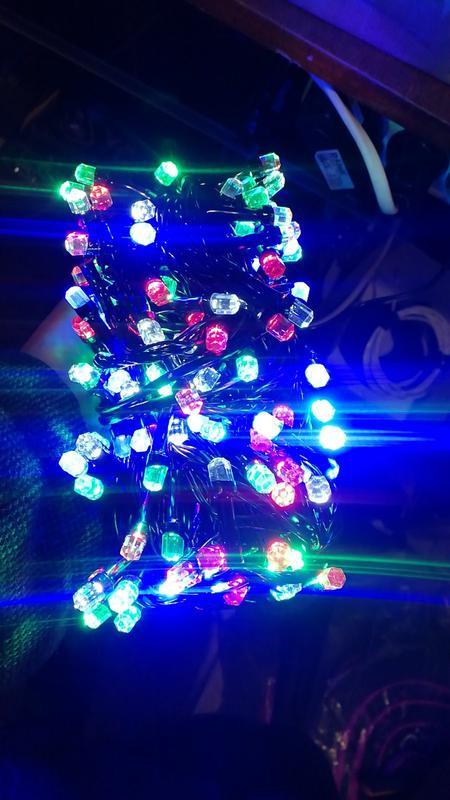 Гірлянда новорічна - Фото 2