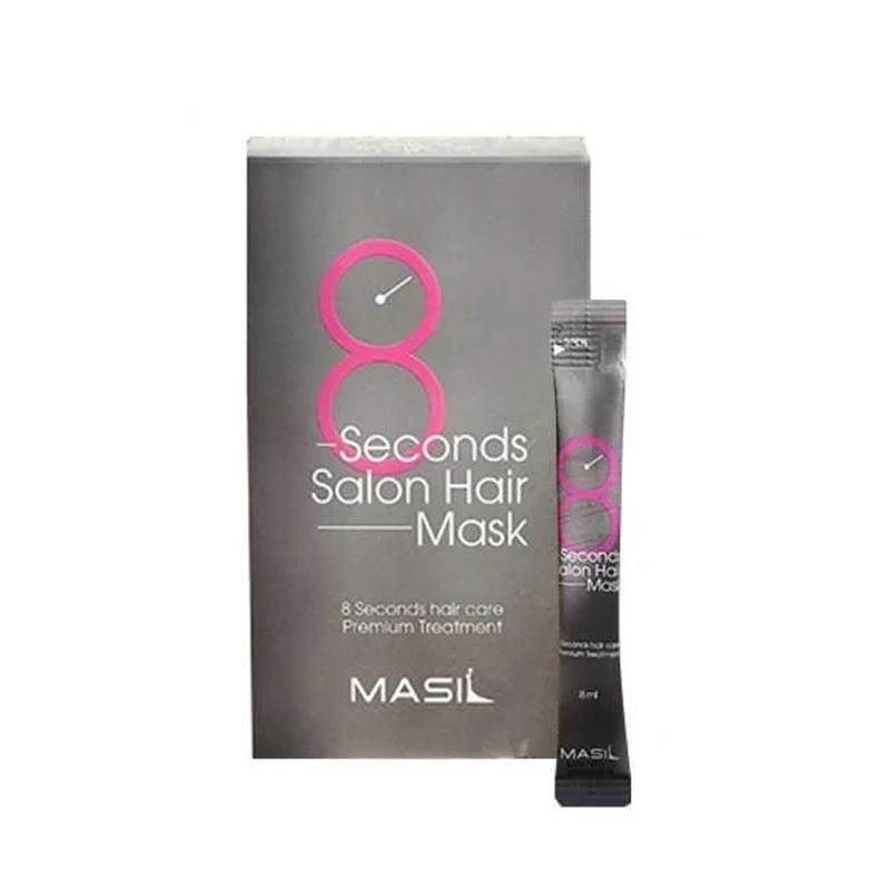 Маска для волос masil 8 second salon hair mask, 8 мл
