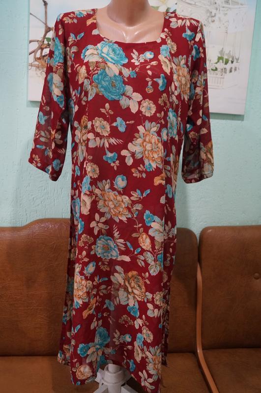 Платье р.ххл - Фото 5