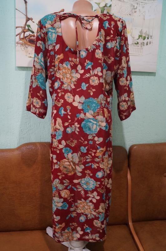 Платье р.ххл - Фото 6