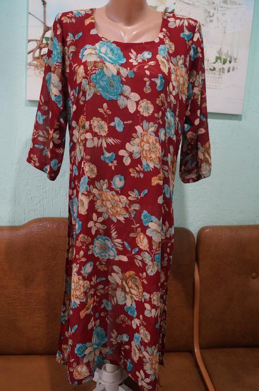 Платье р.ххл - Фото 10