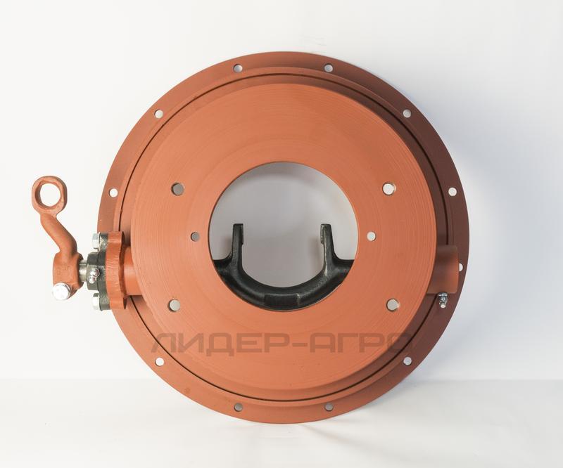 Переходной кожух для установки двигателя МАН MAN 0826 на ЗИЛ 130 - Фото 2