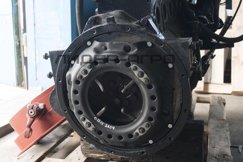 Переходной кожух для установки двигателя МАН MAN 0826 на ЗИЛ 130 - Фото 6