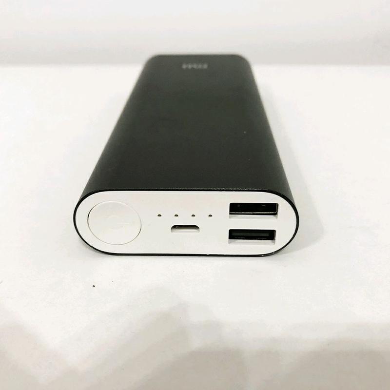 Портативное зарядное устройство power bank павербанк 16000/6000 M - Фото 2
