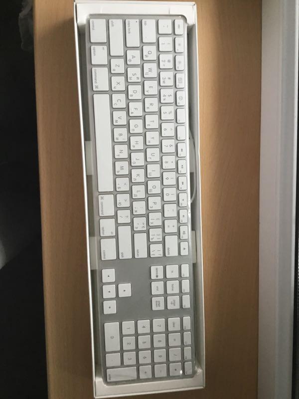 Набор новый apple A1243 с мышкой - Фото 4