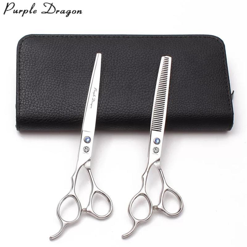 Набор ножиць для левшей лівші ножниц ножиці набір філіровочні 5.5