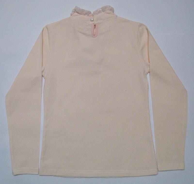 Детская блуза на девочку (120 см - 150 см) - Фото 2