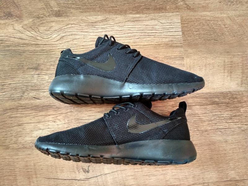 Nike roshe run кроссовки найк кросовки - Фото 2