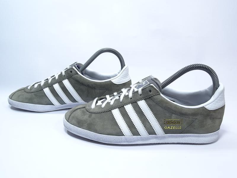Оригинальные кроссовки / кеды adidas gazelle - Фото 2