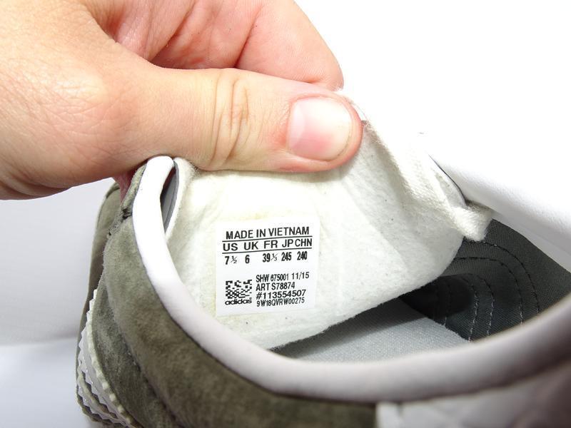Оригинальные кроссовки / кеды adidas gazelle - Фото 8