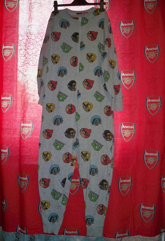 Фирменная пижама-слип кигуруми next, 12р-152 см, футужама, бан...