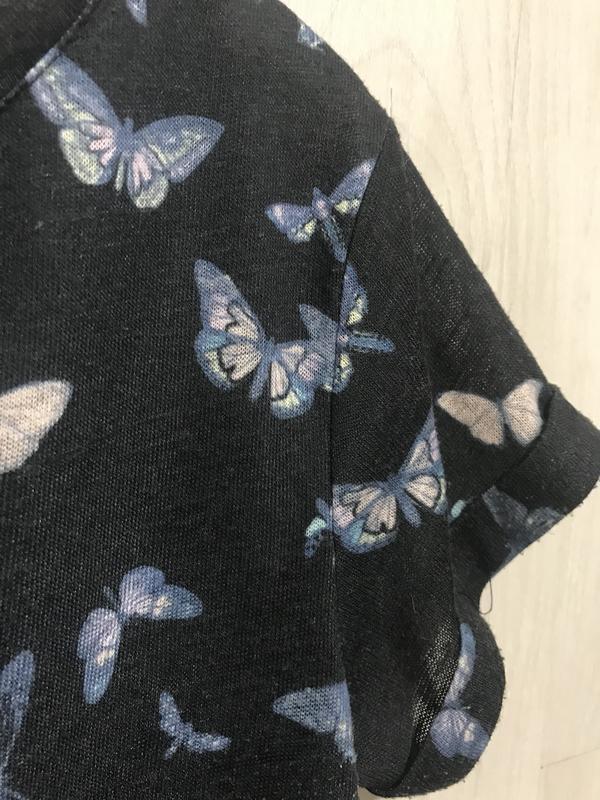 """Топ """"с бабочками"""" - Фото 3"""