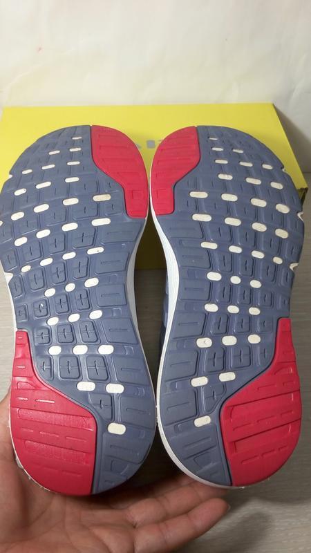 Кроссовки adidas galaxy 4 cloudfoam - Фото 4