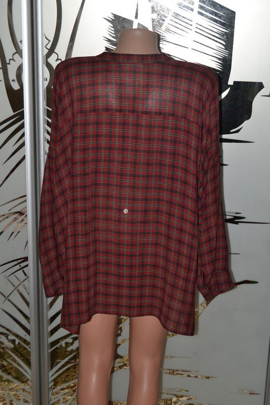 Рубашка вискоза - Фото 3