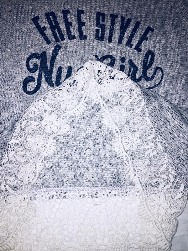 Пуловер свитшот - Фото 4