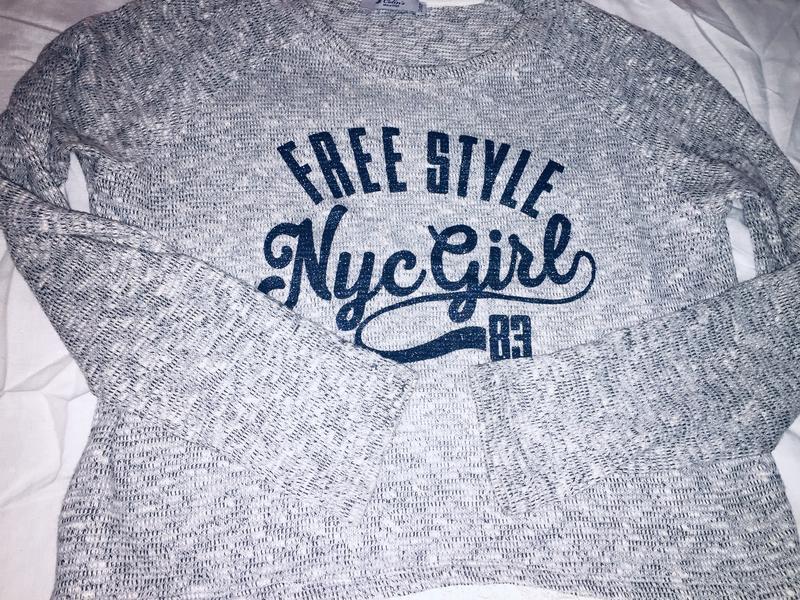 Пуловер свитшот - Фото 5