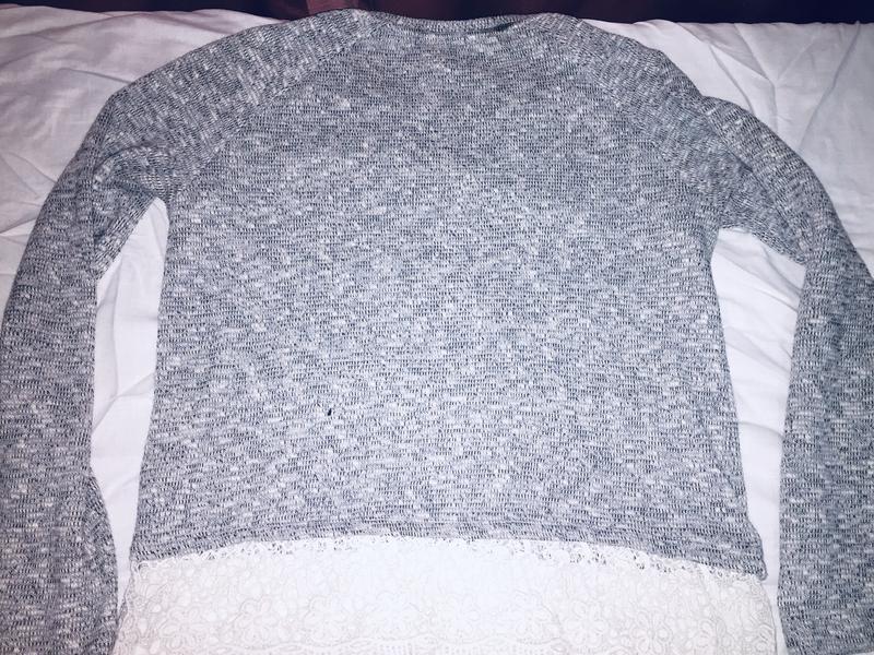 Пуловер свитшот - Фото 6